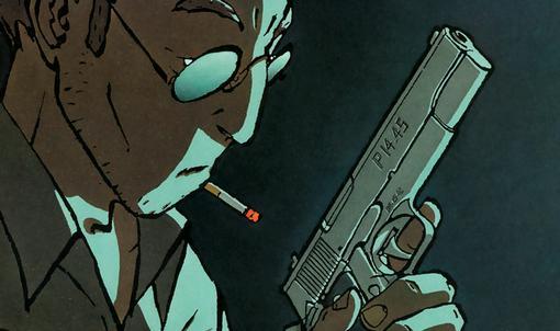 Комиксы: The Killer - Изображение 1