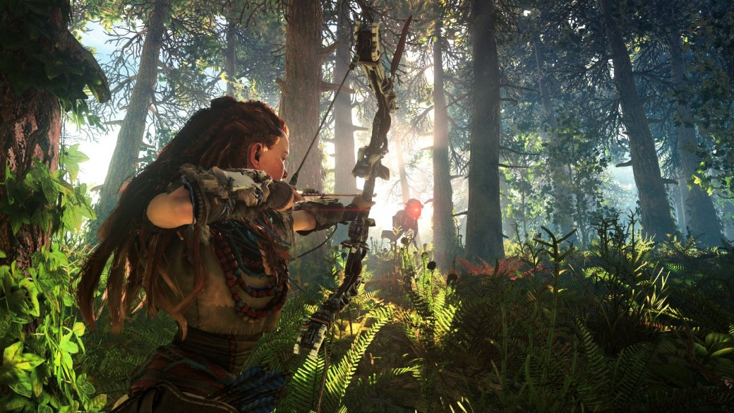 Героиня Horizon Zero Dawn соединила в себе Сару Коннор, Рипли и Игритт - Изображение 1