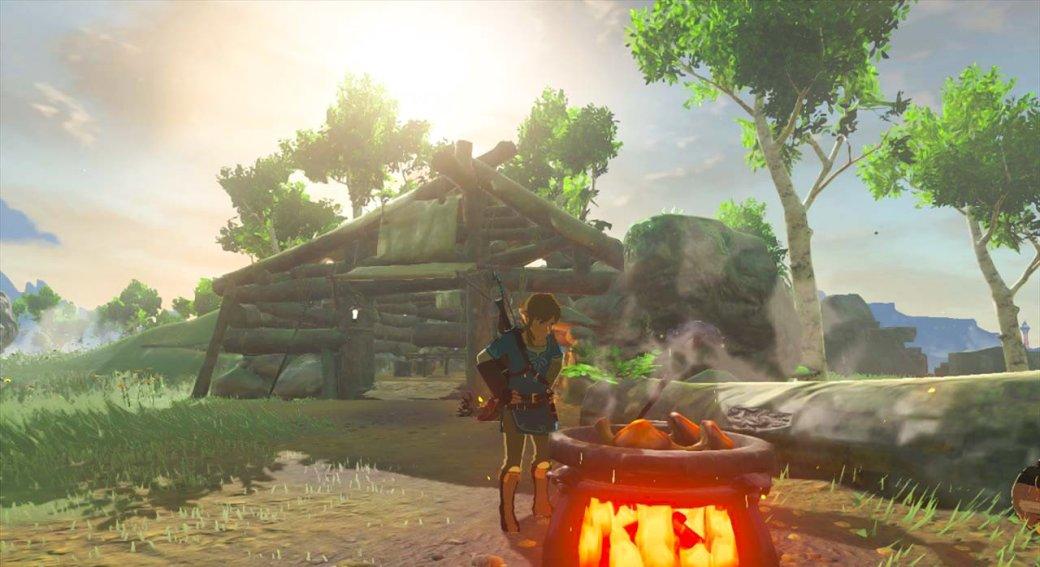 Рецензия на The Legend of Zelda: Breath of the Wild. Обзор игры - Изображение 6