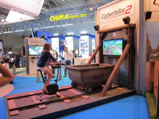 Gamescom 2011. Впечатления. День первый. - Изображение 11