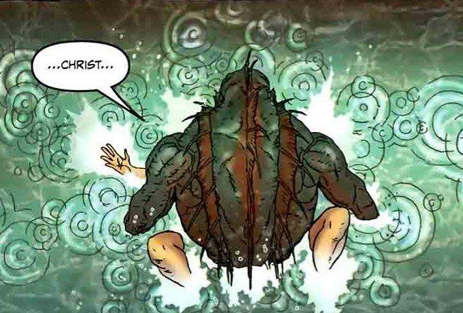 Монстры «Секретных материалов» и их аналоги из супергеройских комиксов - Изображение 22