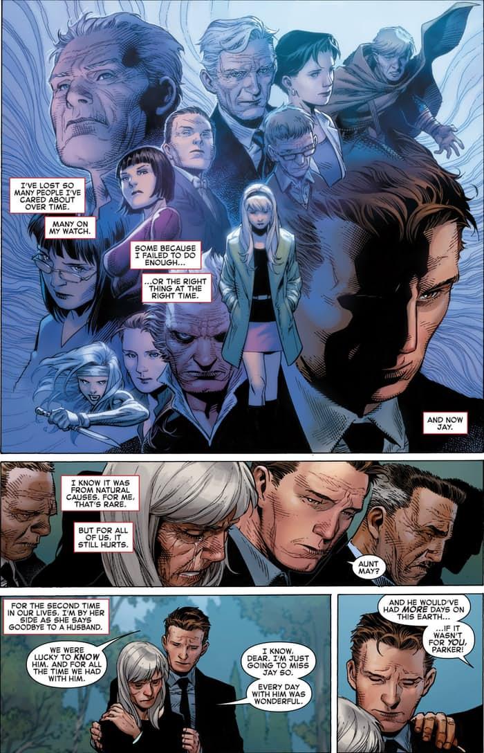 Все смерти вкомиксах про Человека-Паука - Изображение 1