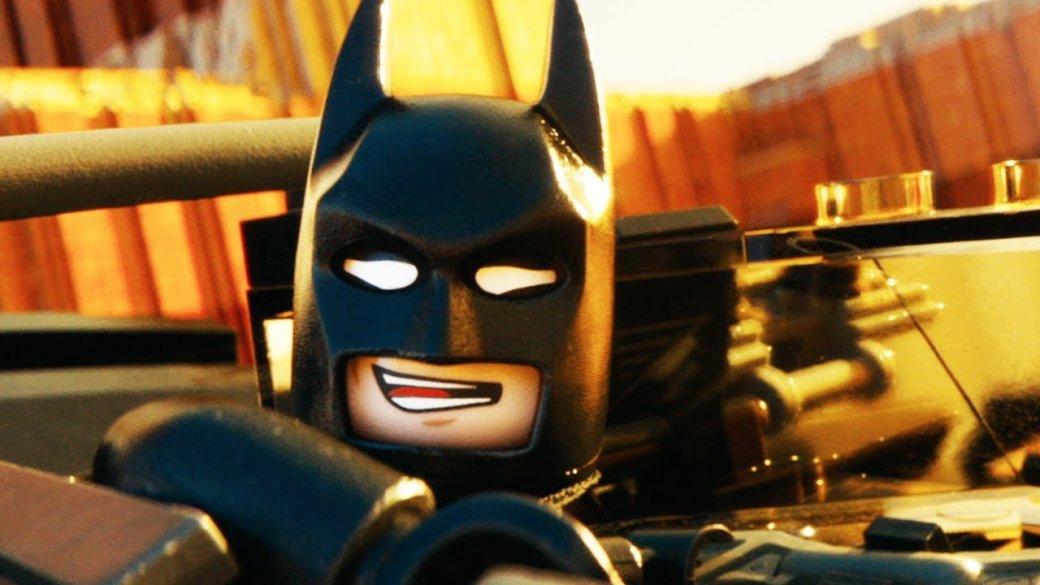 Бэтмен из «Лего. Фильма» получит собственное кино - Изображение 1