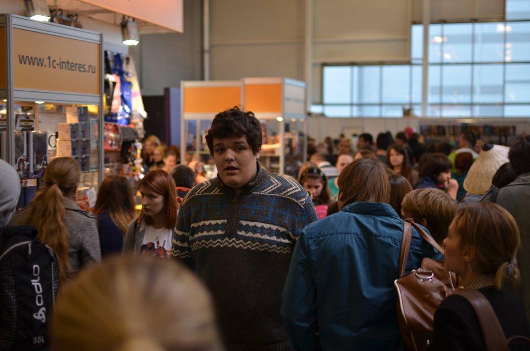 Фотоотчет с «Игромира» и Comic Con Russia, день 4 - Изображение 16