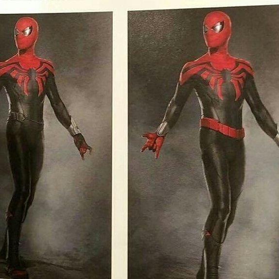 Какие были варианты костюма Человека-паука для «Возвращения домой»? - Изображение 10