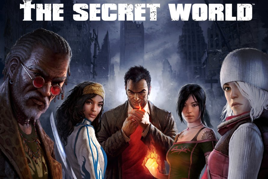 Игра «The Secret World» будет сериалом