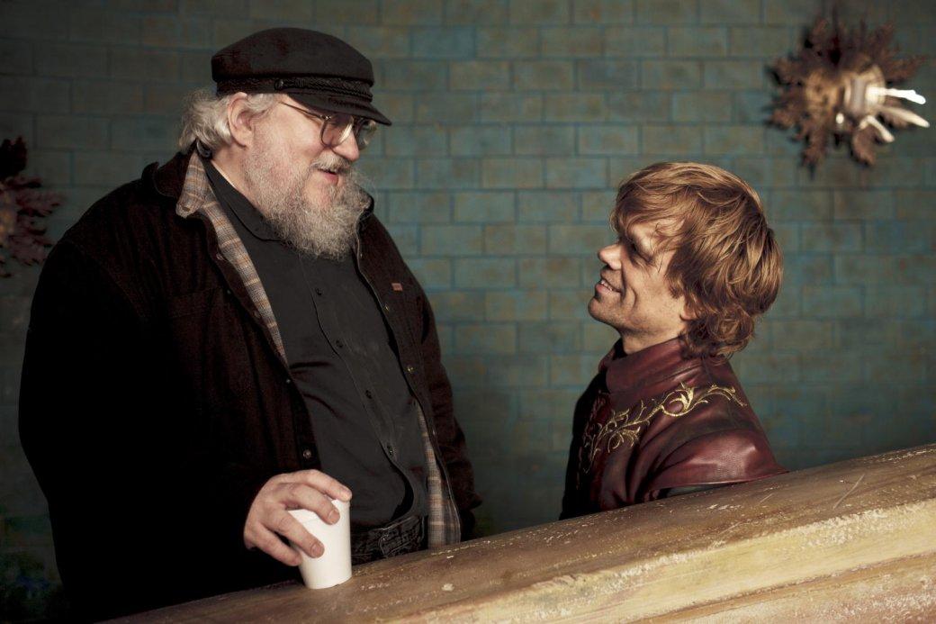 Джордж Мартин раскрыл детали новых телесериалов повселенной «Игры престолов»