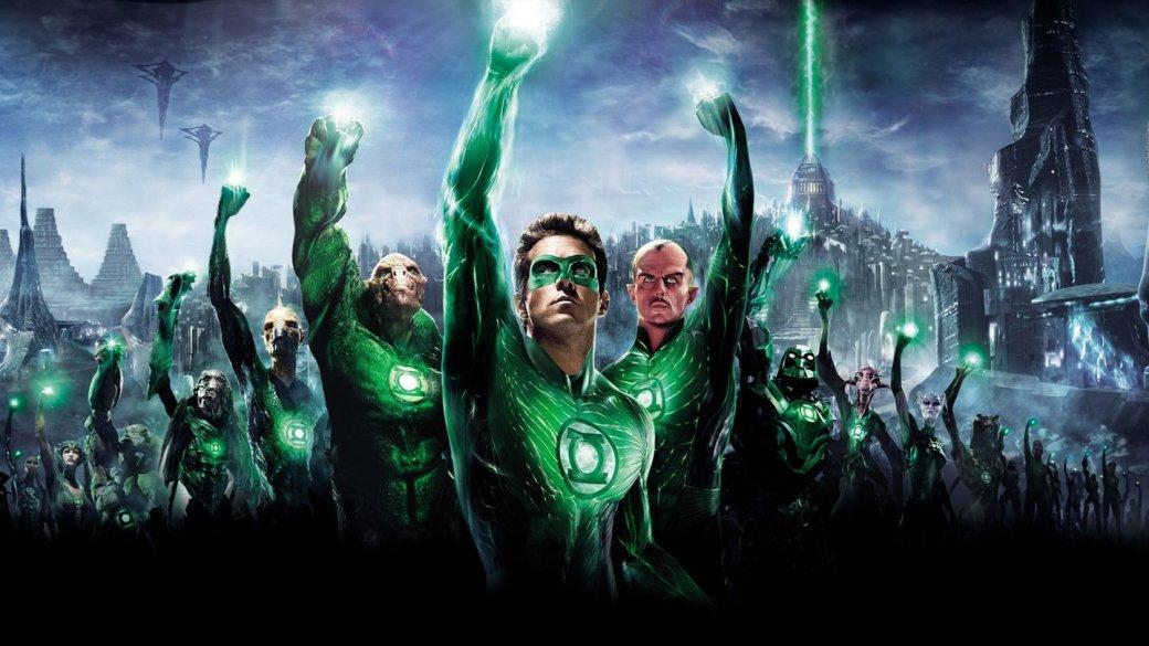 Дэвид Гойер может поставить «Корпус Зеленых фонарей». - Изображение 1
