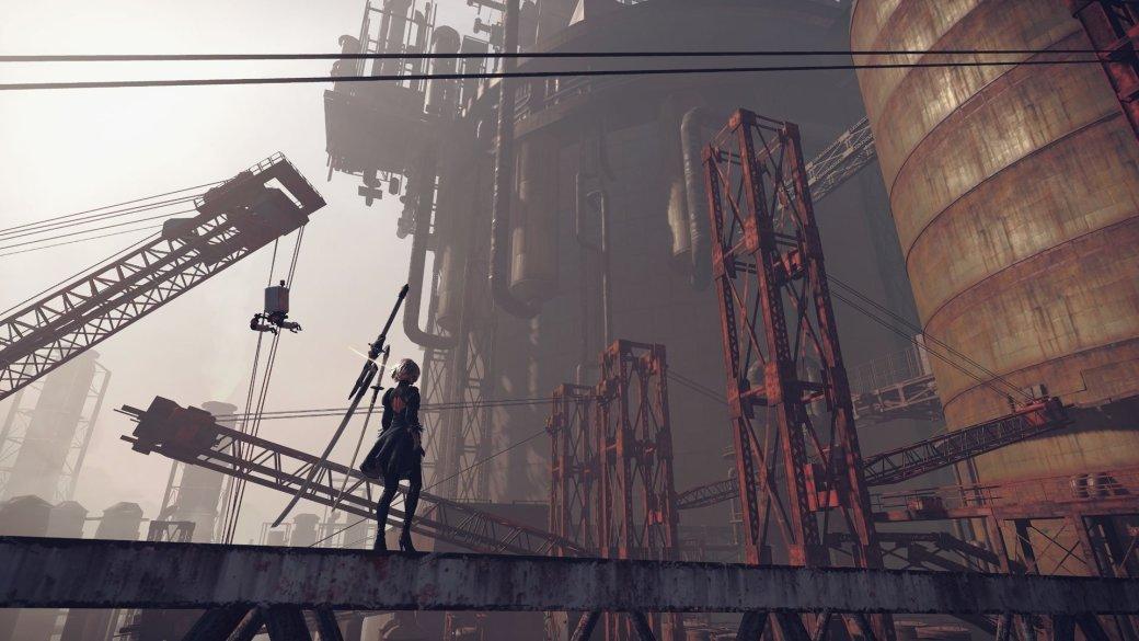 Рецензия на NieR: Automata. Обзор игры - Изображение 5