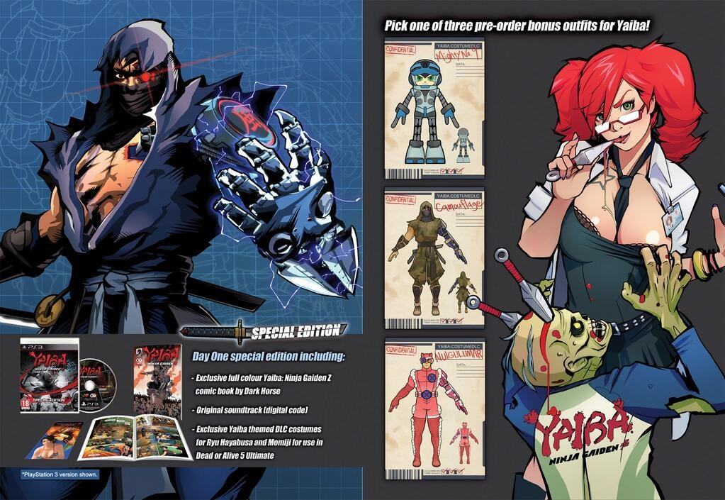 Новую Ninja Gaiden задержат на три недели - Изображение 1