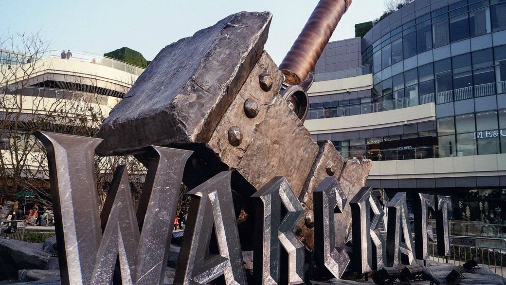 Вот так Legendary Pictures продвигает фильм Warcraft в Китае - Изображение 1
