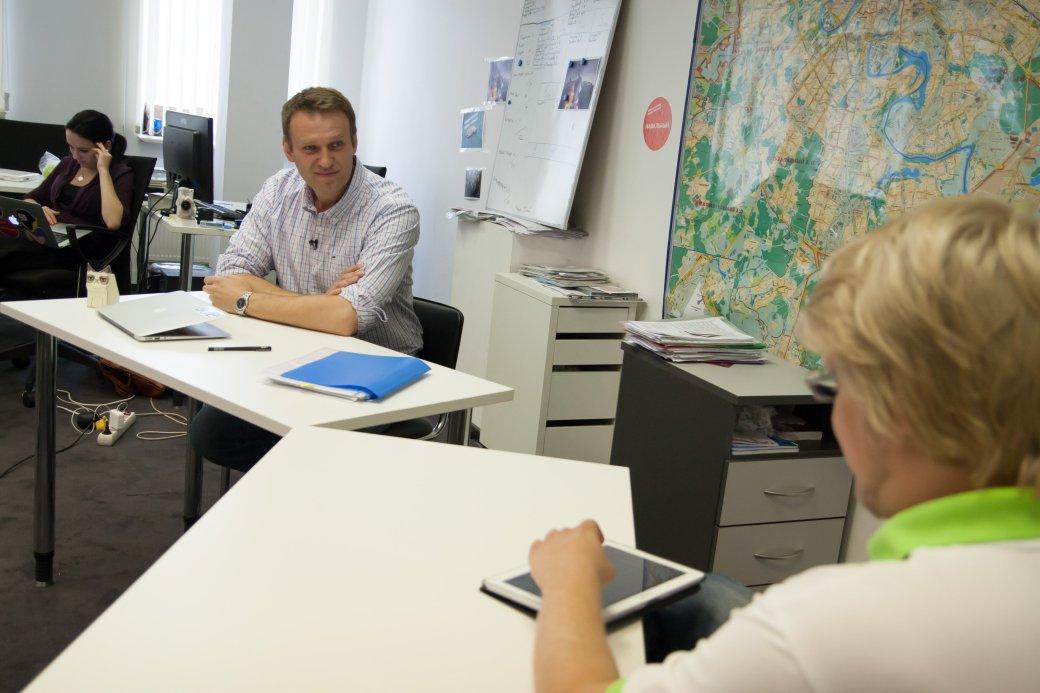 Интервью с Навальным. Как и зачем мы это сделали - Изображение 4