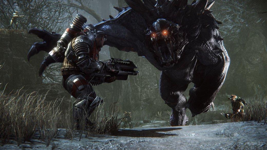 Альфа-тест Evolve на PS4 сорвался. - Изображение 1