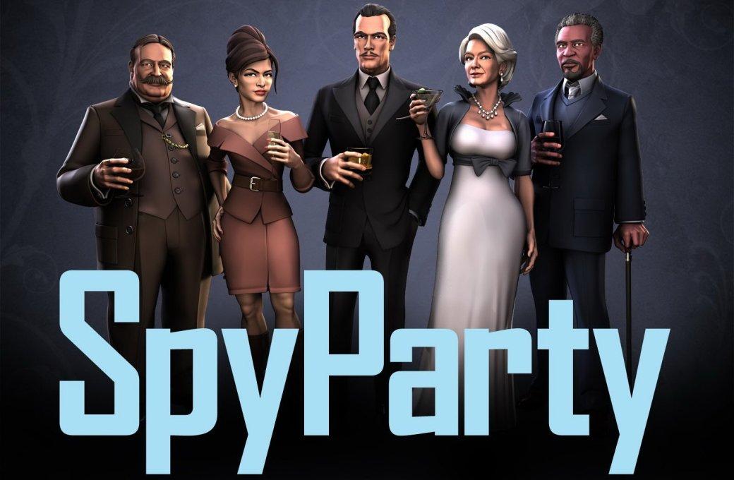 Снайпер вычисляет шпиона в трейлере SpyParty - Изображение 1