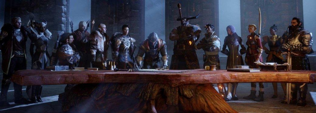 Дэвид Гейдер больше не будет работать над Dragon Age - Изображение 4