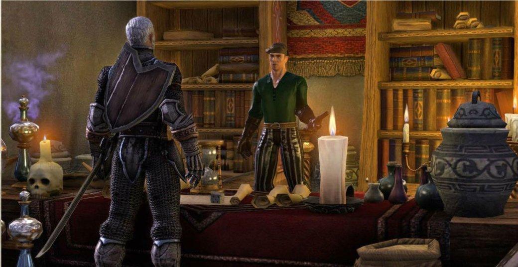 The Elder Scrolls Online: первые подробности - Изображение 9