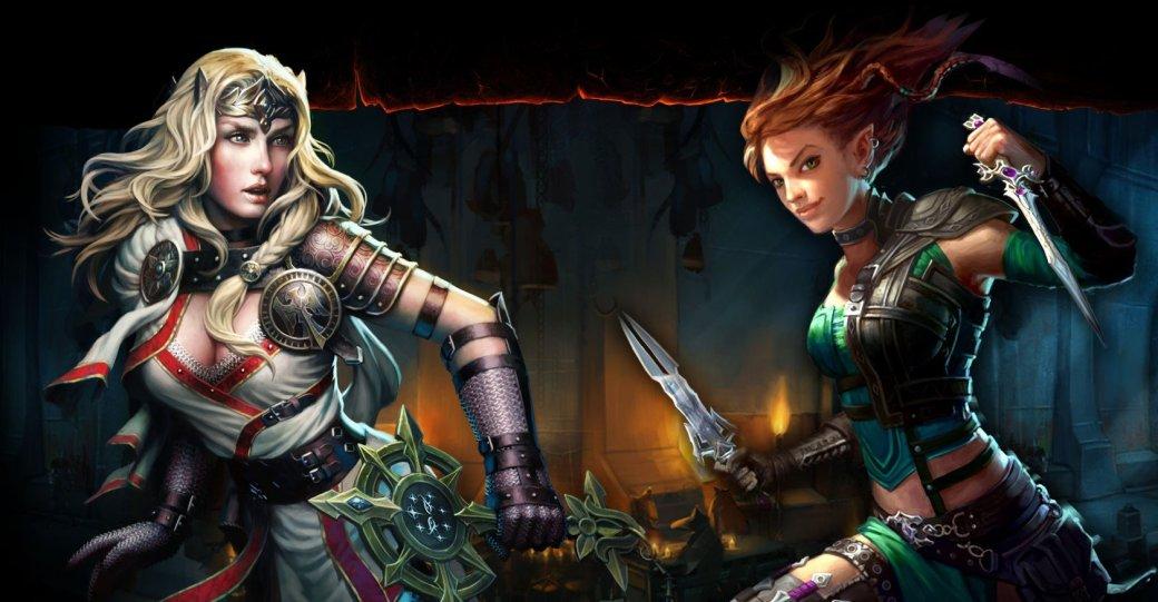 Dungeons & Dragons: NeverWinter - Интервью с Ником Вант Чипом - Изображение 1