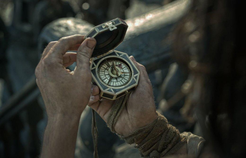 37 неудобных вопросов к фильму «Пираты Карибского моря 5». - Изображение 4