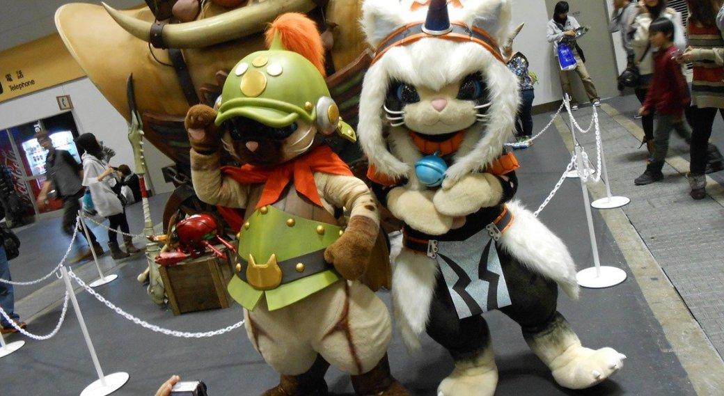 Репортаж с Monster Hunter Festa 2013 - Изображение 24