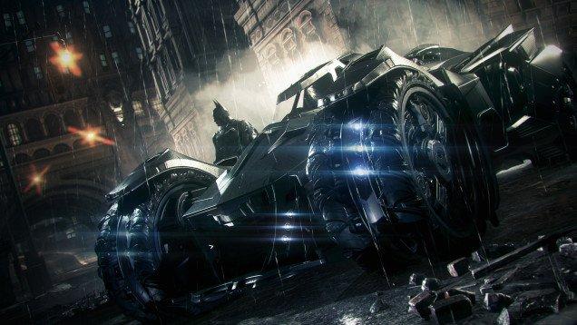 Бэтмобиль гонится за Инфинити Джокера в «Отряде самоубийц». - Изображение 4