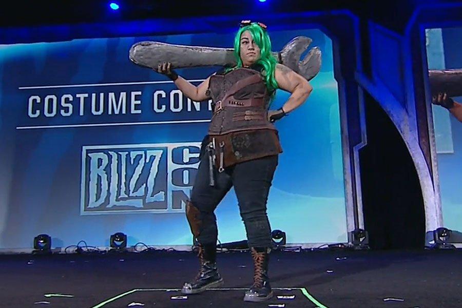 BlizzCon 2014. Конкурс костюмов - Изображение 19