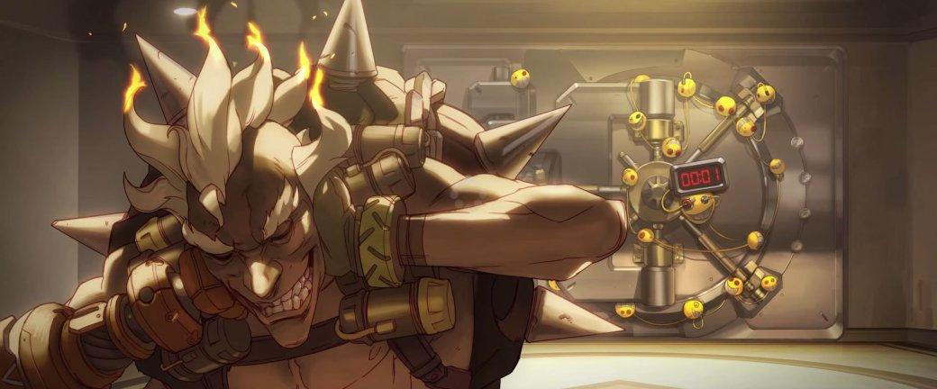 Подарки по билету на BlizzCon, Стервятники в Overwatch и новинки HotS - Изображение 1