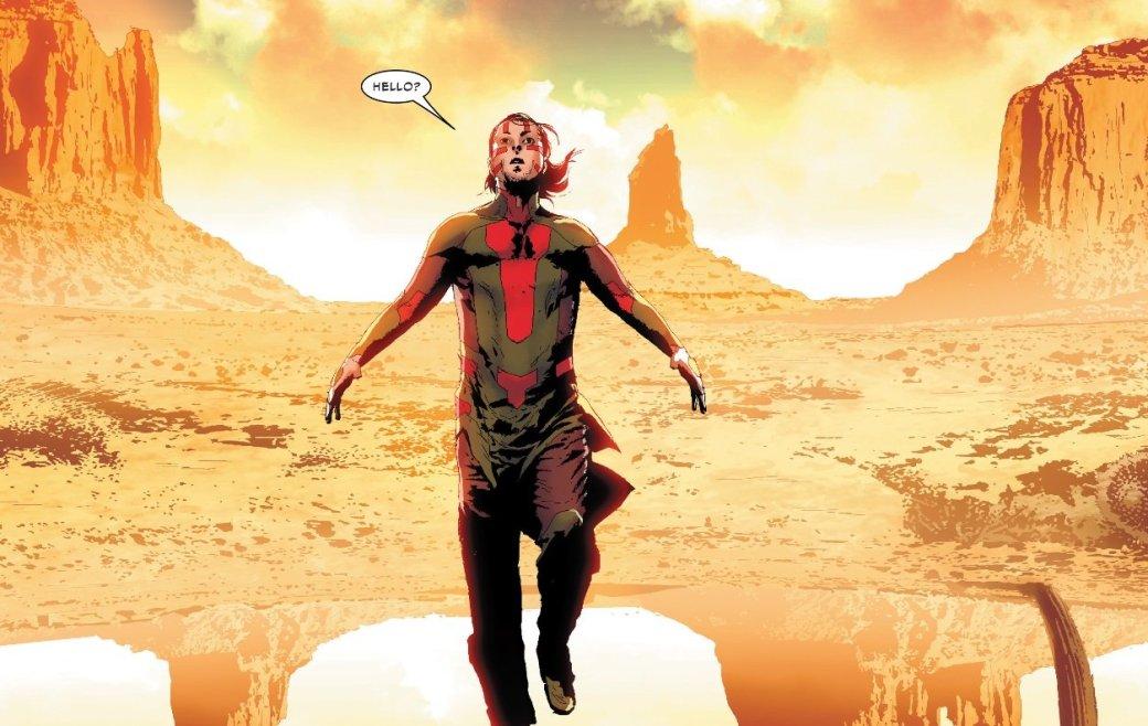 Marvel убила Железного человека в новом выпуске Civil WarII? - Изображение 6