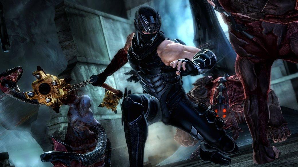 Ninja Gaiden 3 Razor's Edge. Возвращение блудного ниндзя. - Изображение 4