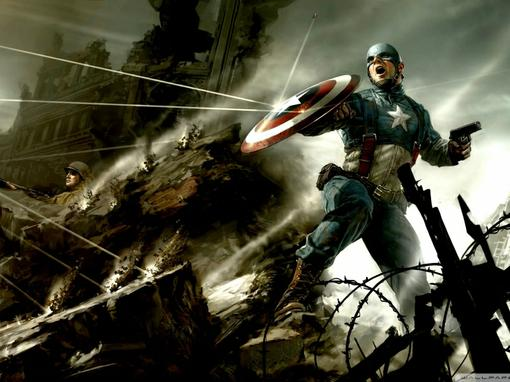 """Как говаривал один мальчик: """"Я - Капитан Америка, у всех - истерика!"""".. - Изображение 4"""