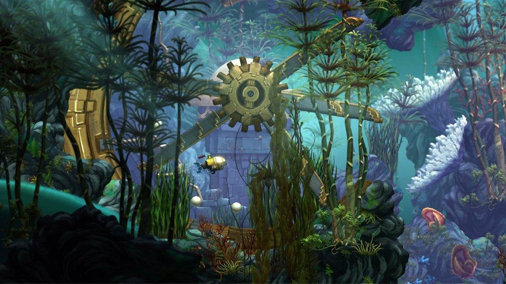 Insomniac представляет свой подводный мир – Song of the Deep - Изображение 1