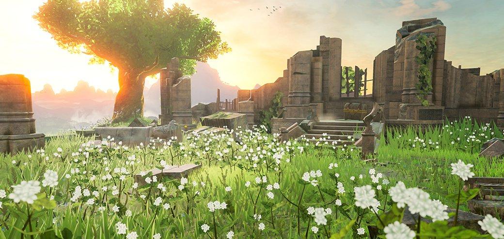 Рецензия на The Legend of Zelda: Breath of the Wild - Изображение 2