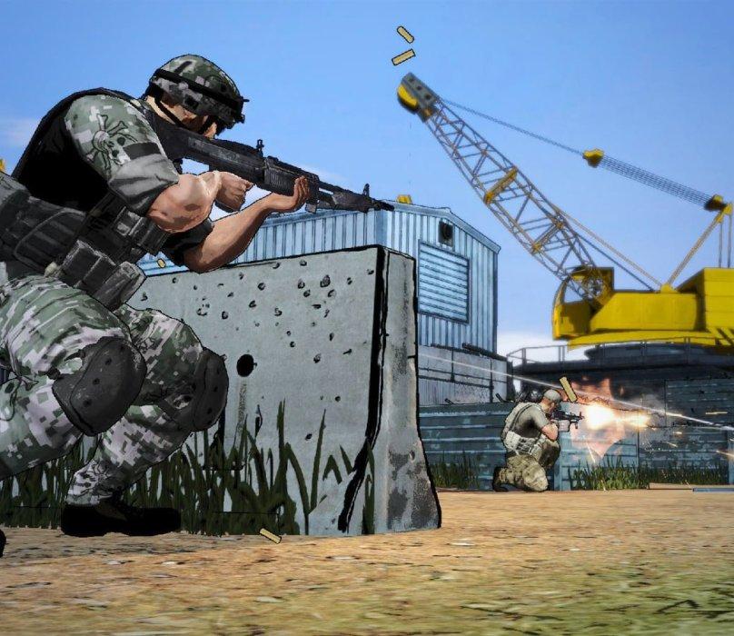 Рецензия на Special Forces: Team X - Изображение 1