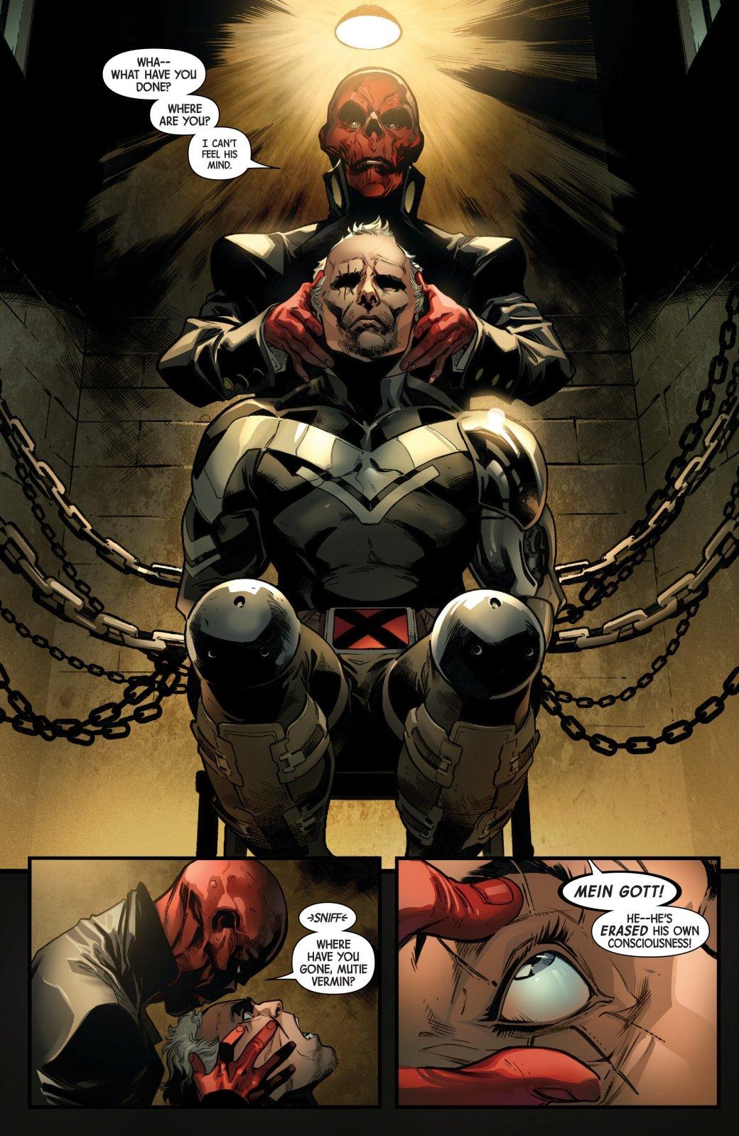 Как Красный Череп подчинил Мстителей своей воле - Изображение 3