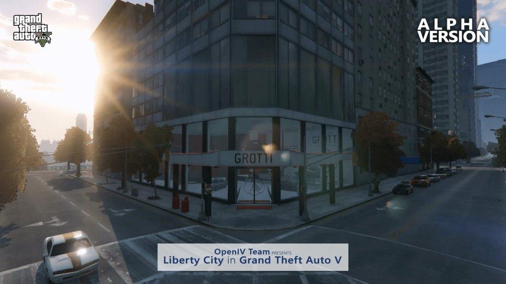 12 классных скриншотов Либерти-Сити в GTA 5 - Изображение 10