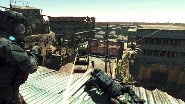 В Umbrella Corps появятся африканские трущобы из Resident Evil 5 - Изображение 1
