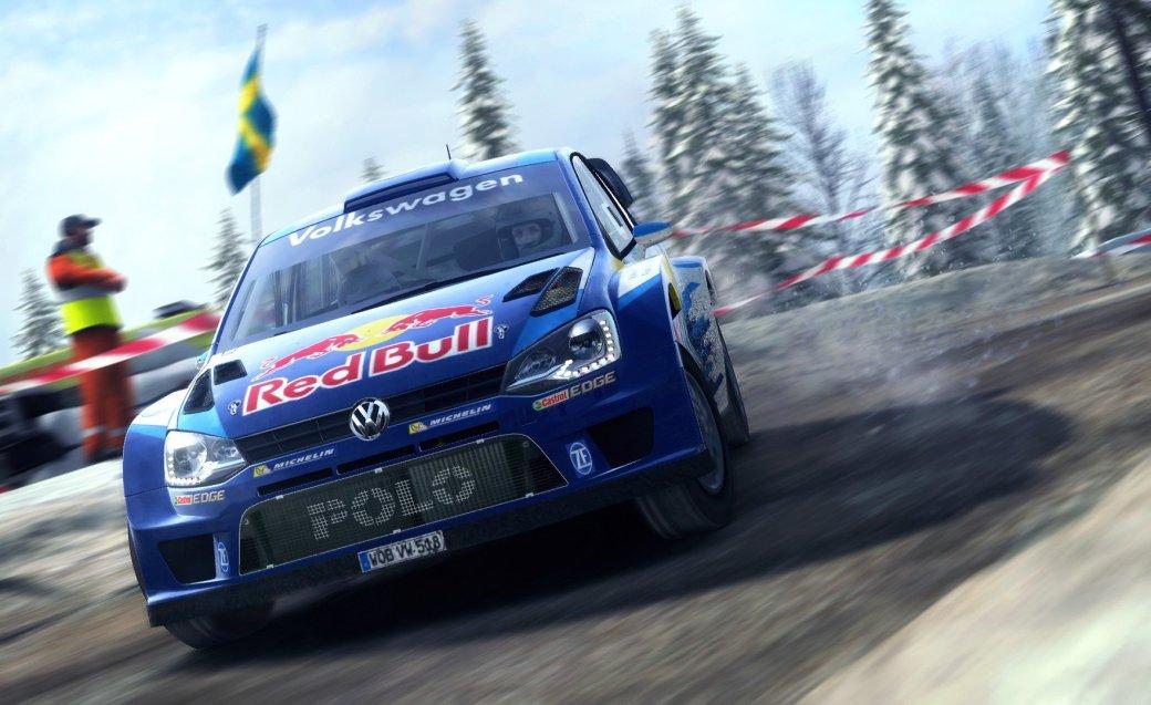 DiRT Rally вышла в Steam, консольный релиз состоится в апреле - Изображение 1