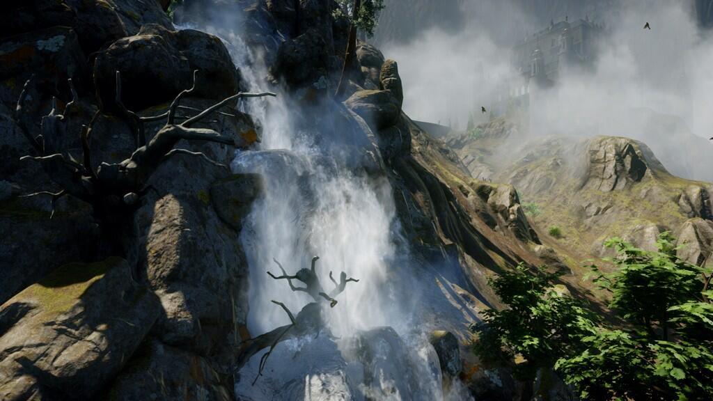 Снимок из новой Dragon Age запечатлел водопад - Изображение 1