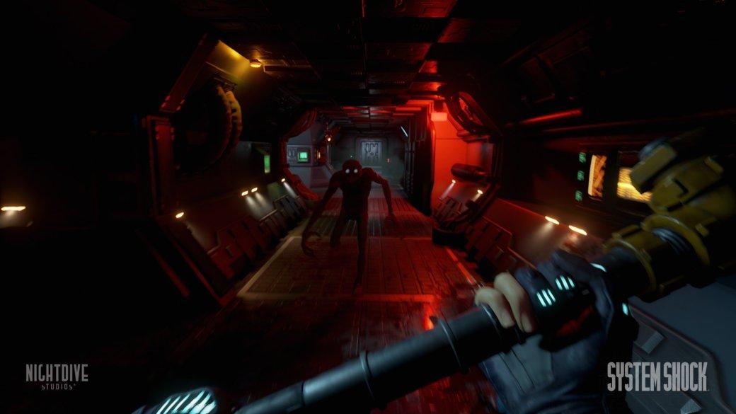 Размещен трейлер ремейка System Shock