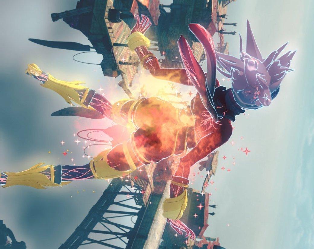 Gravity Rush 2: взлеты и падения. - Изображение 4