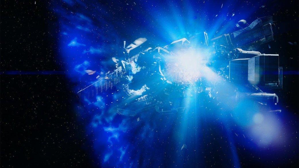 Рецензия на сериал «Пространство» (он же «Экспансия») - Изображение 3