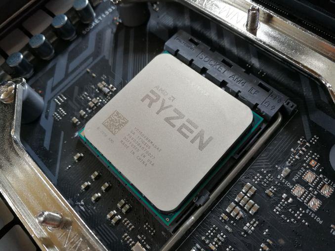 AMD выпустила процессор Ryzen 5