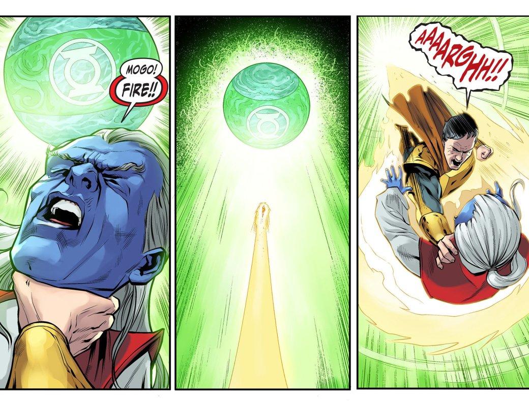 Что происходило во вселенной Injustice до событий первой игры. Часть 1 - Изображение 46