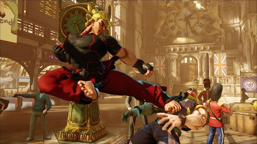 Европейские стресс-тесты Street Fighter 5 пройдут сегодня и завтра - Изображение 1