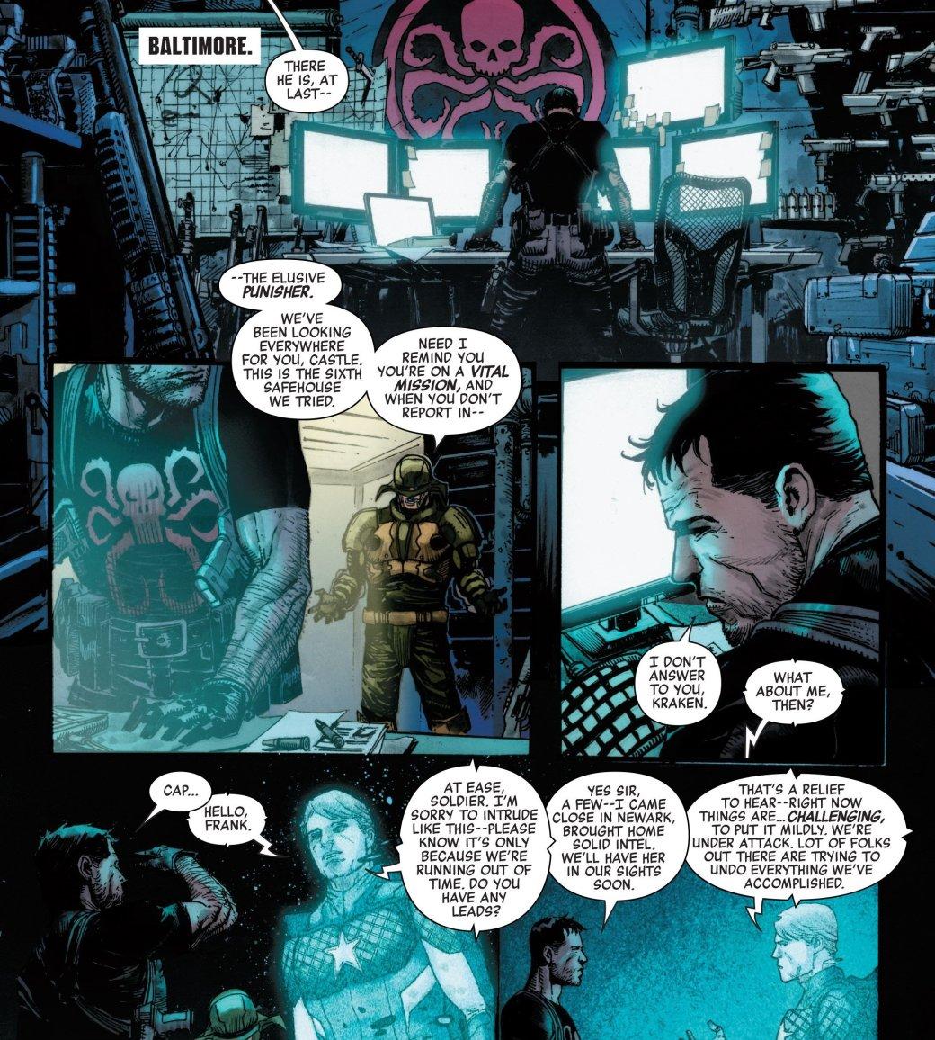 Secret Empire: противостоянию Стива Роджерса иТони Старка нет конца - Изображение 26