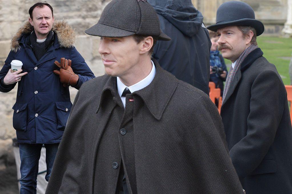 Спешиал «Шерлока» будет посвящен Холмсу и Ватсону викторианской эры - Изображение 1