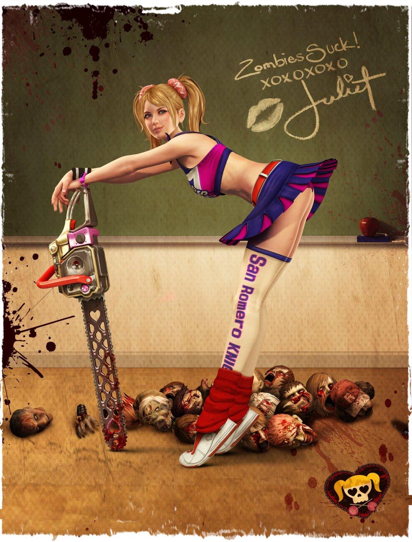 Джульет Старлинг попадет в Killer is Dead  - Изображение 1