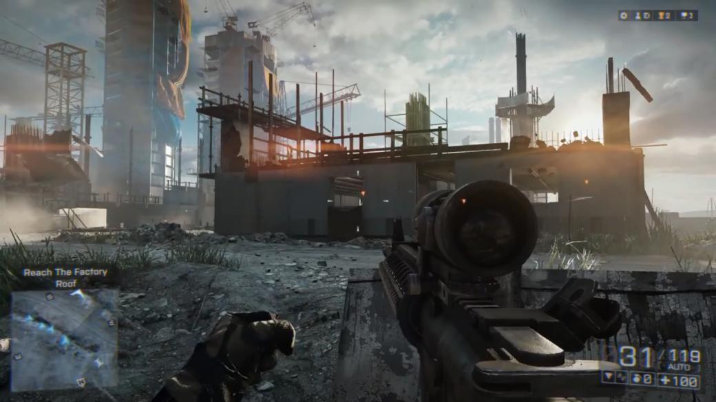 Милитари-дежавю: 11 сцен из трейлера Battlefield 4, которые мы где-то видели. - Изображение 7