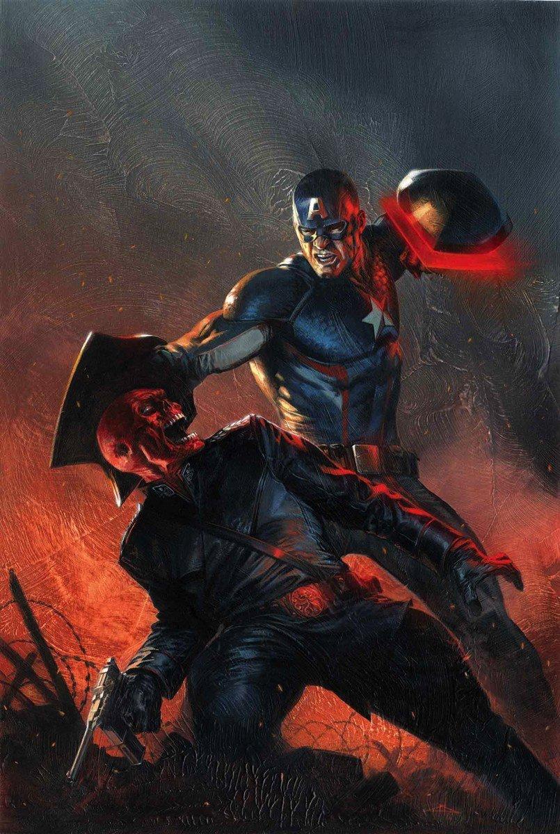 Как Капитан Америка предал все ради власти над Гидрой ивсем миром. - Изображение 27