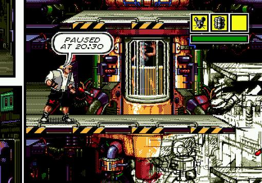 Ретро: Comix Zone для Sega Mega Drive/PC. - Изображение 2