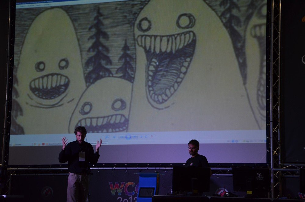 Арт вместо борща: репортаж с #GamesNightKiev  - Изображение 3